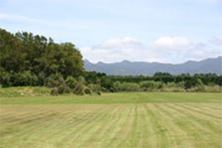 Airstrip for light aircraft and helicoptors at our Luxury Lodge